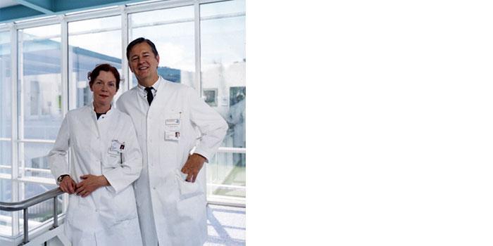 PD Dr. Ina Ennker, Prof. Dr. med. Jürgen Ennker