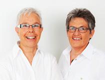 Christa Diegelmann & Margarete Isermann