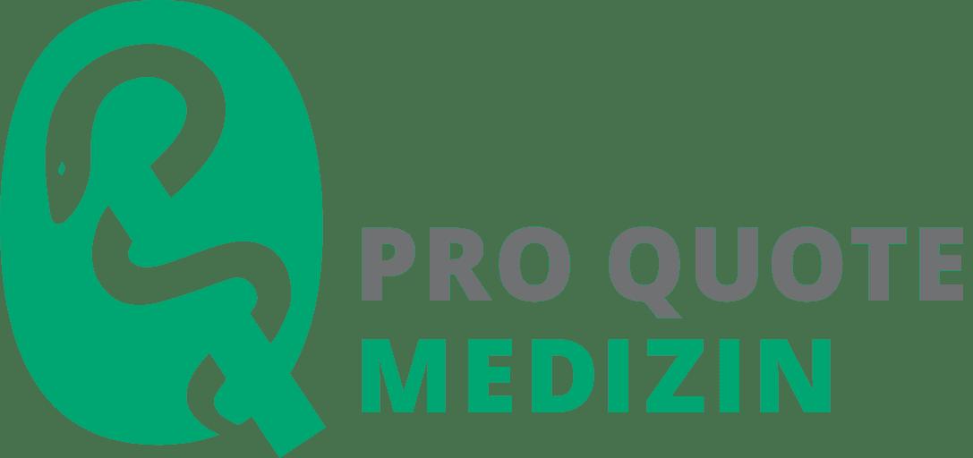 Logo von proQuote Medizin